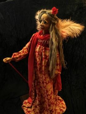 Roosa-enkeli